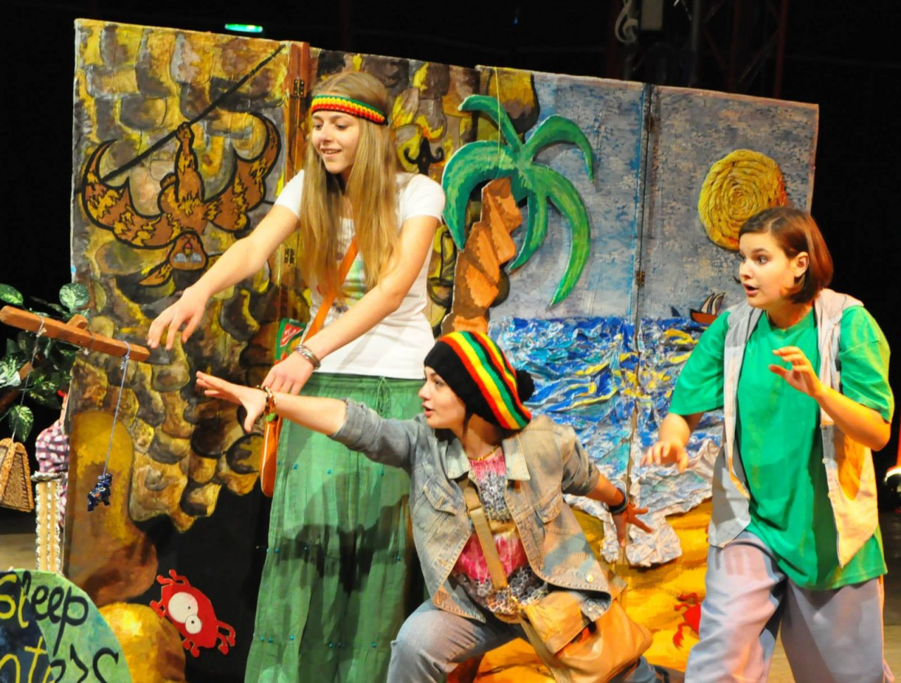 Odyssey of the Mind for students