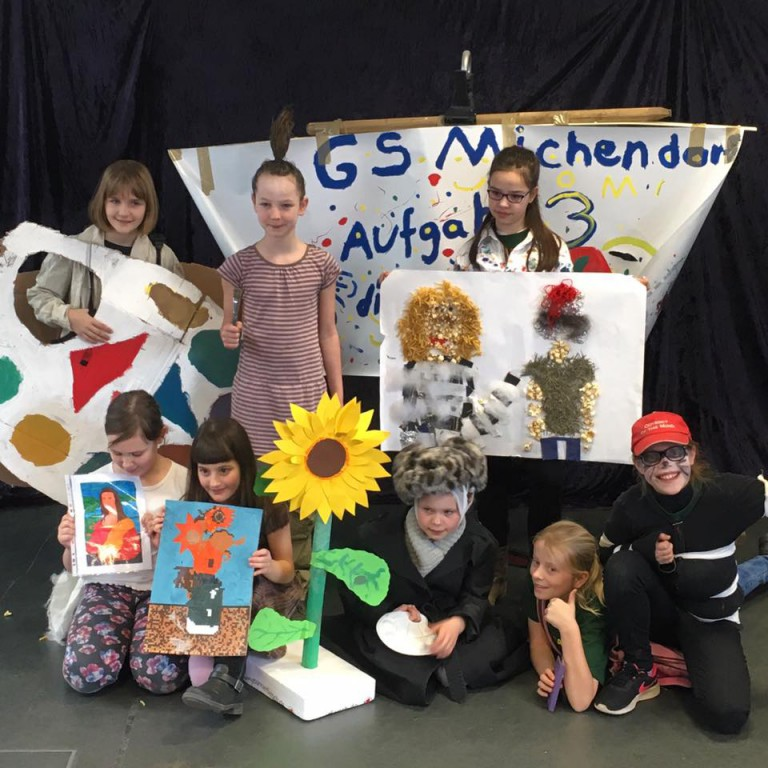 Odyssey of the Mind for teams